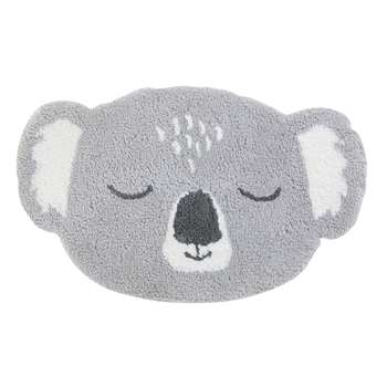 Grey Koala Rug (H60 x W100cm)
