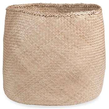 GYPSET Woven Linen Basket (40 x 40cm)
