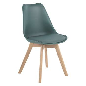 Habitat Jerry Green Dining Chair (84 x 47cm)