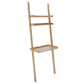 Habitat Jessie Oak Ladder Desk (H188 x W66cm)