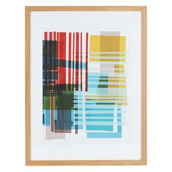 Habitat Traverse Framed Print By Mw (86 x 66cm)