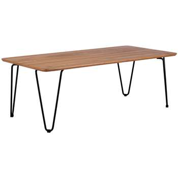 Habitat Tyler Rectangular Coffee Table (H35 x W100 x D50cm)