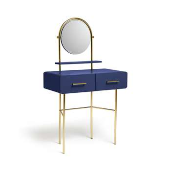 Habitat Wilderness 2 Drawer Dressing Table (H139 x W80 x D40cm)