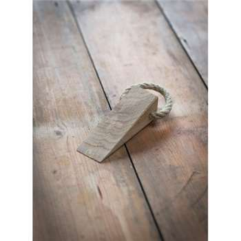 Hambledon Door Wedge - Raw Oak (4 x 16cm)