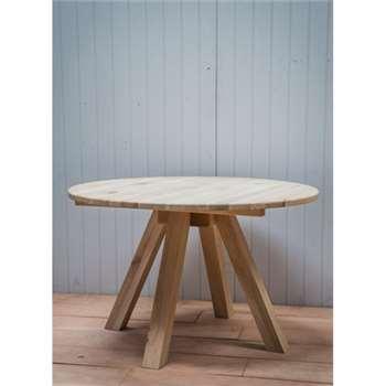 Garden Trading - Hambledon Round Table (H70 x W120 x D120cm)