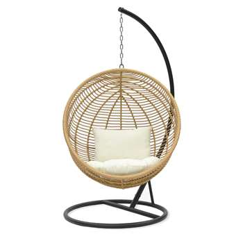 Hampstead Hanging Nest Chair (H200 x W105 x D75cm)