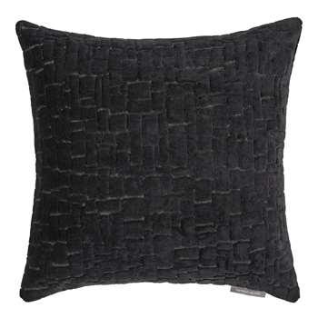 Harlequin Ascent Cushion, Charcoal (H43 x W43cm)