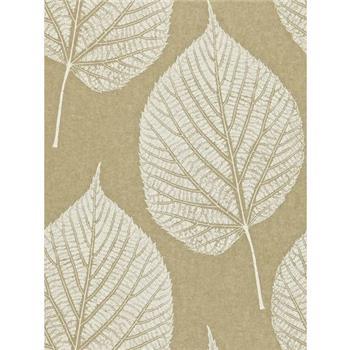 Harlequin Leaf Wallpaper, 110370