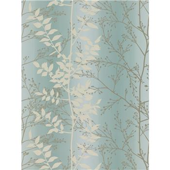 Harlequin Persephone Wallpaper, Duck Egg, 110186