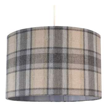 "Harris Shetland 14"" Pendant Light Shade (H23 x W35 x D35cm)"