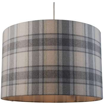 "Harris Shetland 17"" Pendant Light Shade (H30 x W43 x D43cm)"