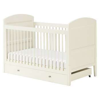 Hastings Ivory Cot Bed (100 x 144cm)