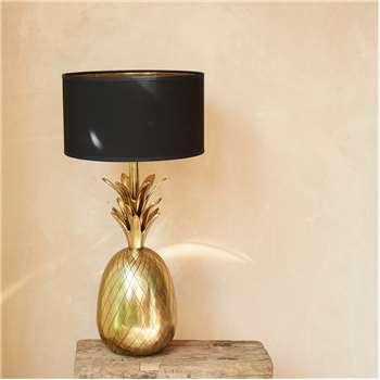 Large Hawaiian Pineapple Lamp (H40 x W17 x D17cm)