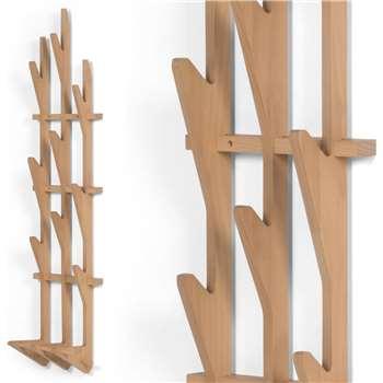 Hawthorn Coat Rack, Pine (150 x 35cm)