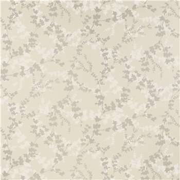 Hawthorn Pale Bamboo Leaf Wallpaper