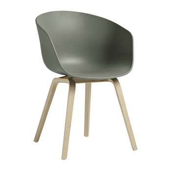 HAY - About A Chair AAC22 - Khaki (79 x 59cm)