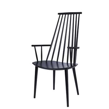HAY - J110 Chair - Black (106 x 53cm)