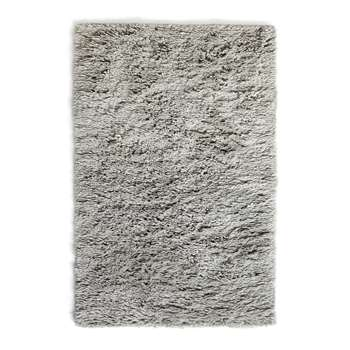 HAY - Shaggy Rug - Warm Grey (H140 x W200cm)