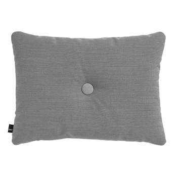 HAY - Steelcut Trio Dot Cushion - Dark Grey (45 x 60cm)
