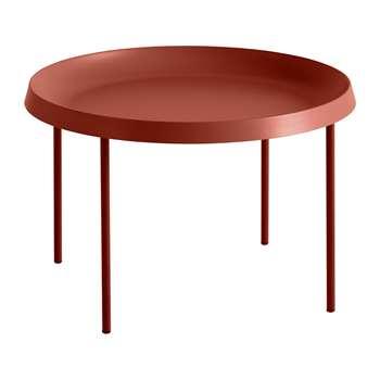 HAY - Tulou Coffee Table - Orange (H35 x W55 x D55cm)
