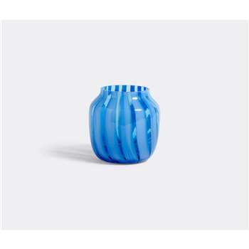 Hay Vases - Juice Wide Vase, Light Blue (H22 x W22 x D22cm)