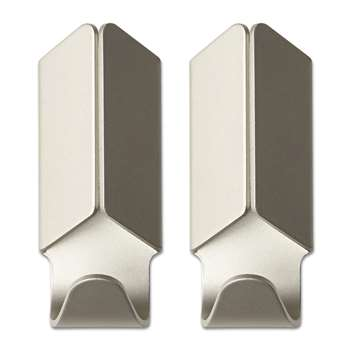 HAY - Volet Hook - Set of 2 - Champagne (Height 8cm)