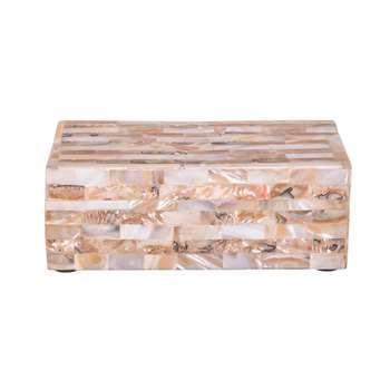 Hayling Rectangular Box - Large (5 x 14cm)