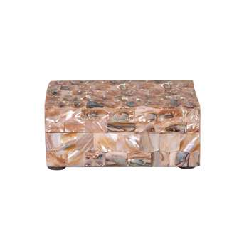 Hayling Rectangular Box - Small (4.5 x 11cm)