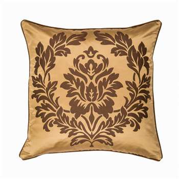 Hayworth Cushion - Sand (50 x 50cm)