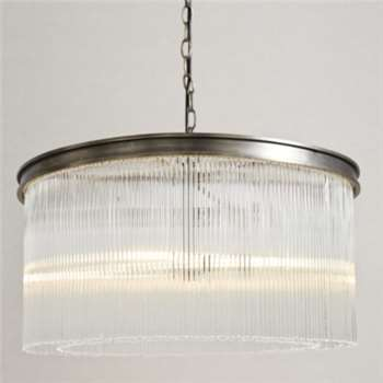 Helston Chandelier Large Ceiling Light (Diameter 60cm)