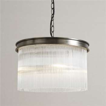Helston Chandelier Small Ceiling Light (Diameter 40cm)