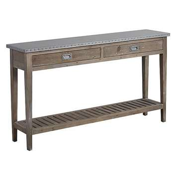 Hemmingway Console Table (80 x 142cm)