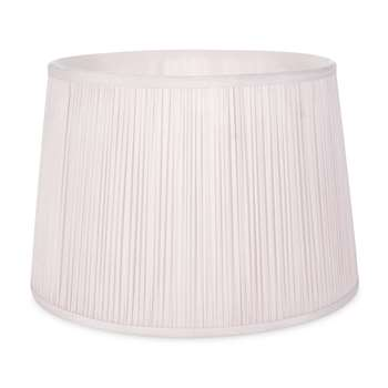 Hemsley Blush Pink Pleated Shade (Width 25.4cm)