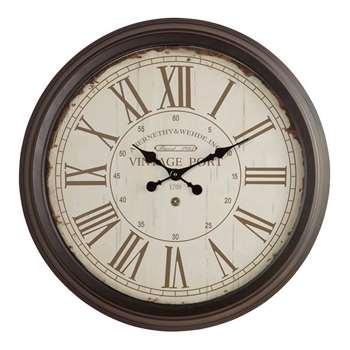 Hendon Wall Clock (Diameter 70cm)