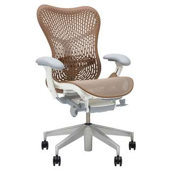 Herman Miller Mirra 2 Triflex Office Chair, Cappuccino (111 x 68.6cm)