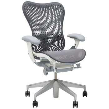 Herman Miller Mirra 2 Triflex Office Chair, Slate (111 x 68.6cm)