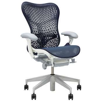Herman Miller Mirra 2 Triflex Office Chair, Twilight (111 x 68.6cm)