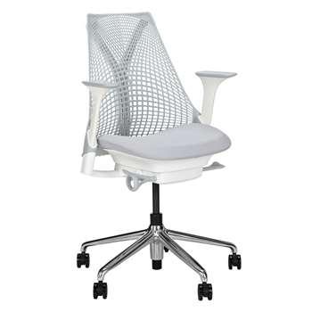 Herman Miller SAYL Office Chairs, Aristo (H96 x W63 x D66cm)