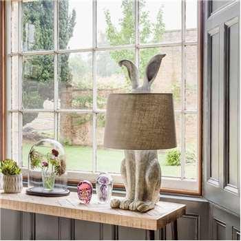 Hetty Hare Table Lamp (Height 76cm)