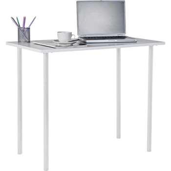 HOME Carly Desk - White (75 x 90cm)