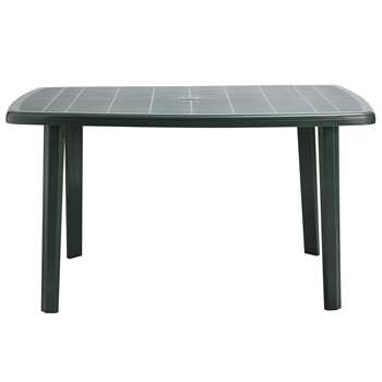 HOME - Large Oblong Table - Cayman Green (72 x 137cm)