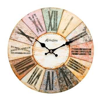 Hometime Roman Dial Wall Clock (Diameter 30cm)