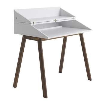 Horm & Casamania - Bureau Desk - White (H85 x W90 x D60cm)