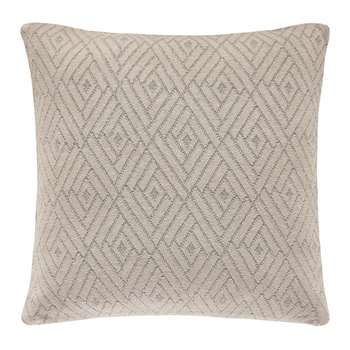 Hotel - Natural Pimlico Cushion (H40 x W40cm)