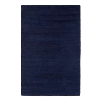 House by John Lewis Easy Care Rug, Navy (H200 x W300cm)