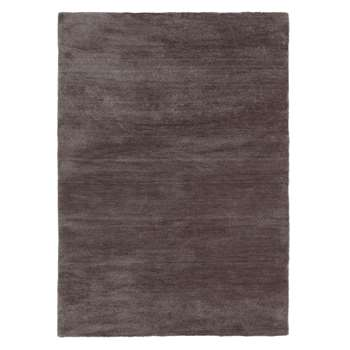 House by John Lewis Easy Care Rug, Steel (H300 x W200cm)