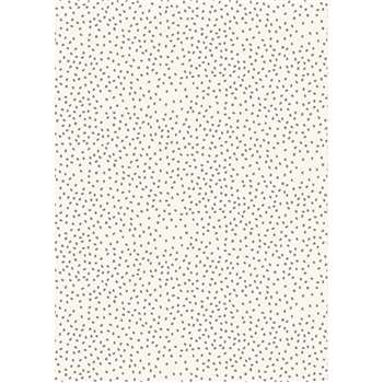 House by John Lewis Spot Wallpaper, Storm