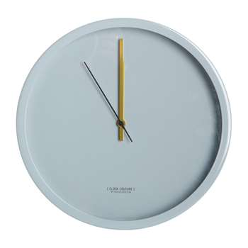 House Doctor - Wall Clock - Grey (Diameter 30cm)