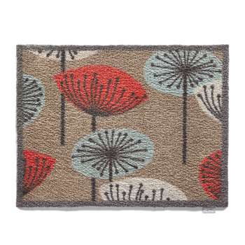 Hug Rug - Seed Heads Washable Recycled Door Mat (H65 x W85cm)