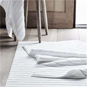 Hydrocotton Bath Mat, White (50 x 80m)